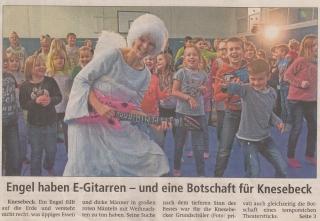 Engel haben E-Gitarren...